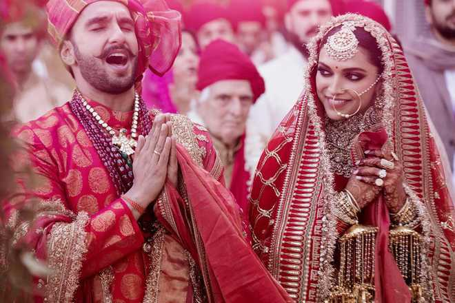 Deepika, Ranveer have a religious trip planned for their 1st anniversary