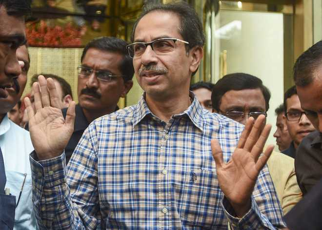 Congress-NCP begin drafting CMP for alliance with Shiv Sena