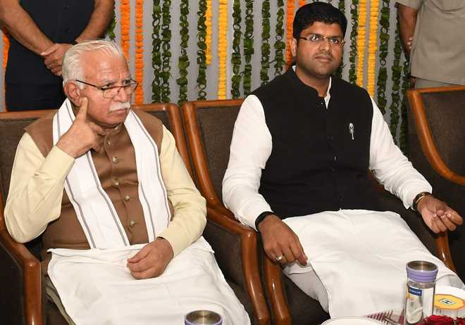 Haryana Cabinet expansion on Thursday