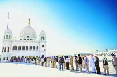 Kartarpur pilgrims to declare they won't harm India interests