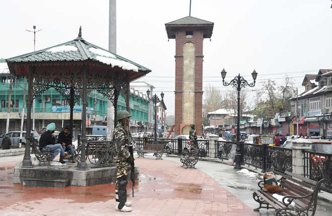 US Cong to again examine witnesses on situation in J&K