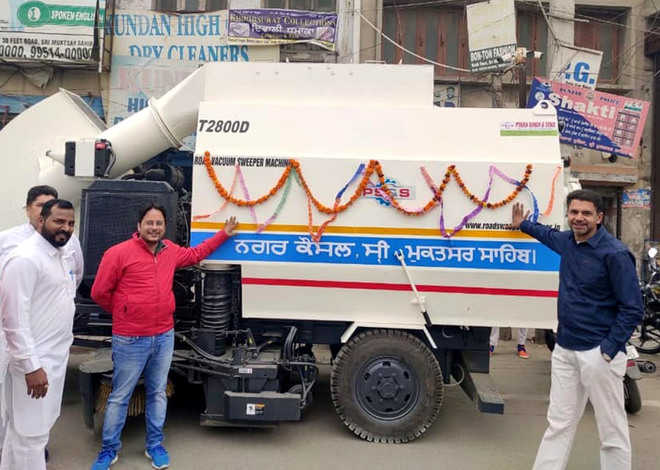 Muktsar MC gets ~25-lakh 