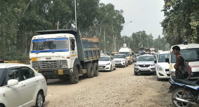 Six-laning project hangs fire in Kurukshetra
