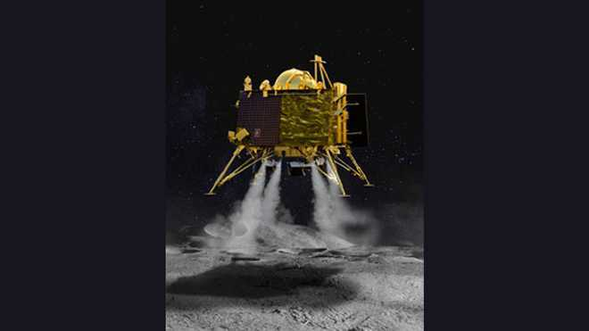 India to try soft landing of Chandrayaan on moon next year