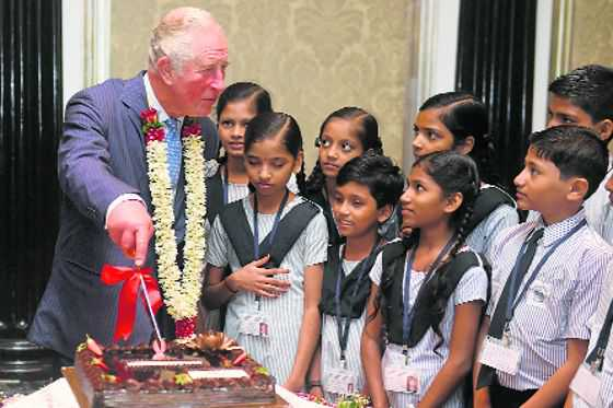Prince Charles holds talks to deepen ties