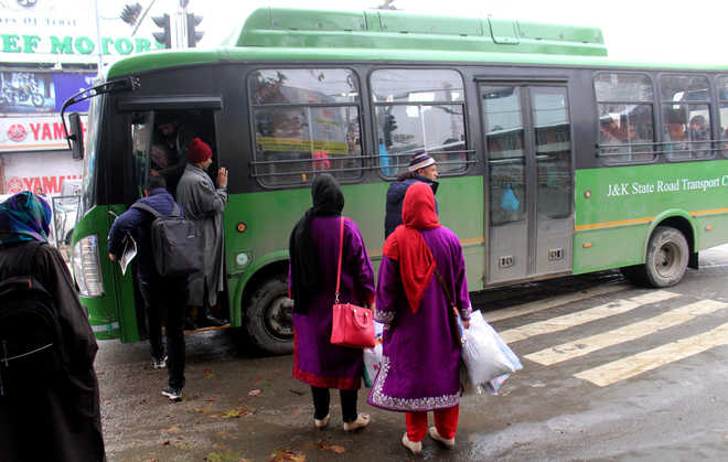 Passenger buses back on roads, residents heave sigh of relief