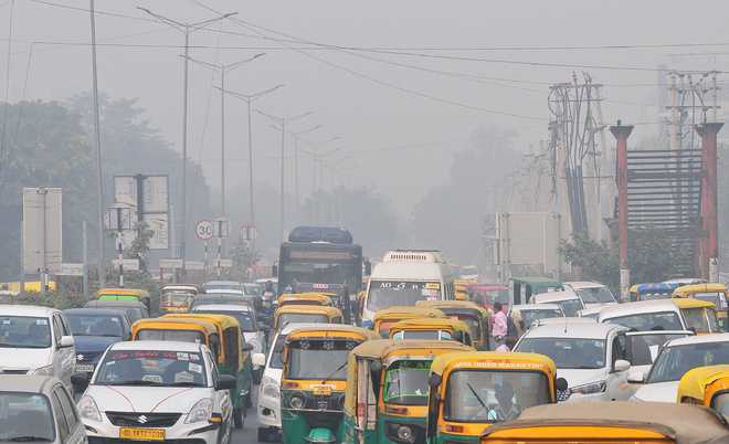 Panipat's AQI 'very poor' for 25 days