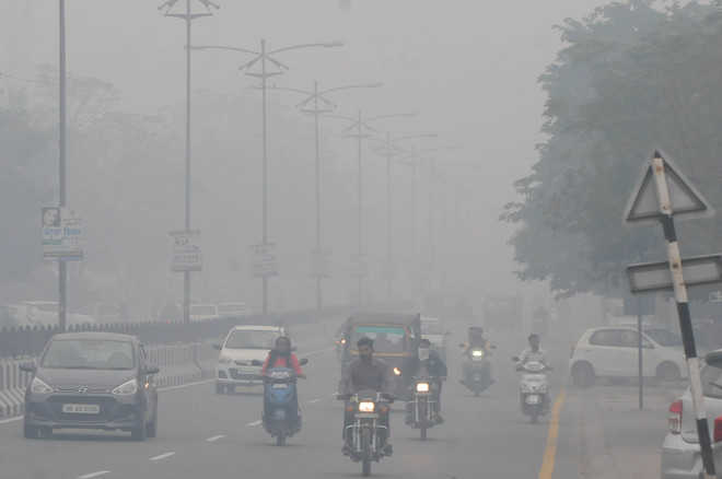 No respite from smog in sight