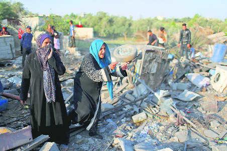 Truce after spike in Israel-Gaza violence