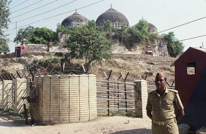 UP Shia Waqf Board chief donates Rs 51,000 for Ram temple