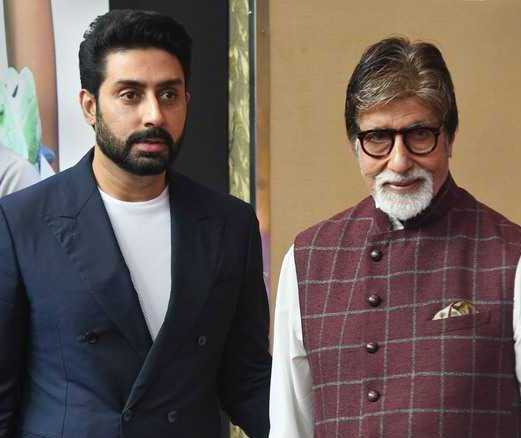 'Darling papa, praying for you', Amitabh Bachchan shares baby Abhishek's letter