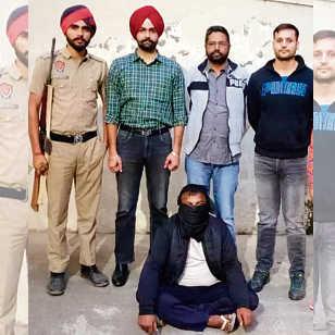 Police nail drugs, arms smuggler