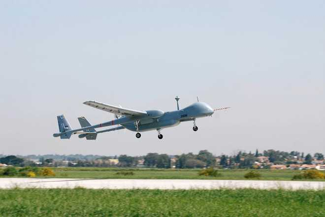 IAF may acquire armed drones