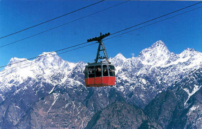 CM writes to Centre on ropeway project