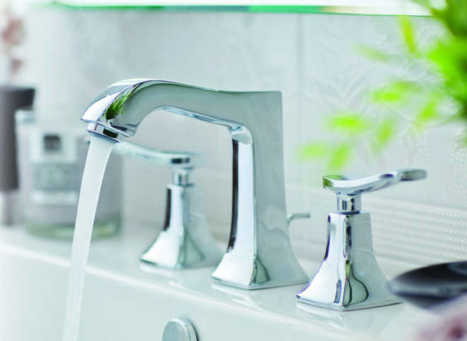 City tap water unfit for drinking