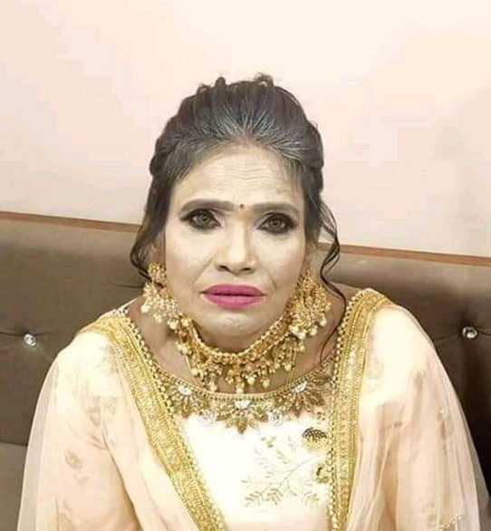 Singer Ranu Mondal goes viral again, this time for her 'terrible make-up'