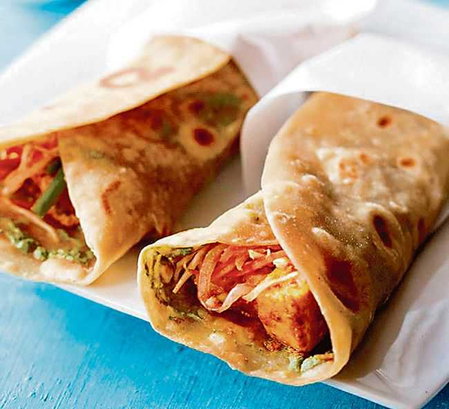 Unicef recipe for kids: Paneer roll, uttapam