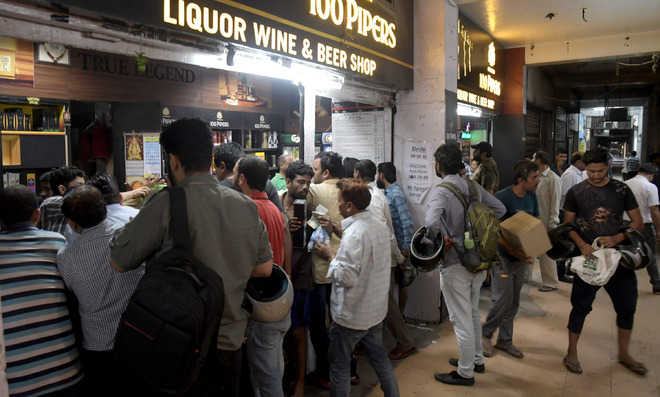 Booze costly by 20-30%