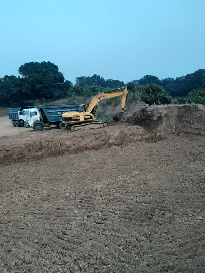 74 stone crusher units closed over 'goonda tax'