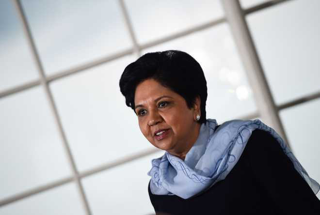 Businesswoman Indra Nooyi inducted into National Portrait Gallery