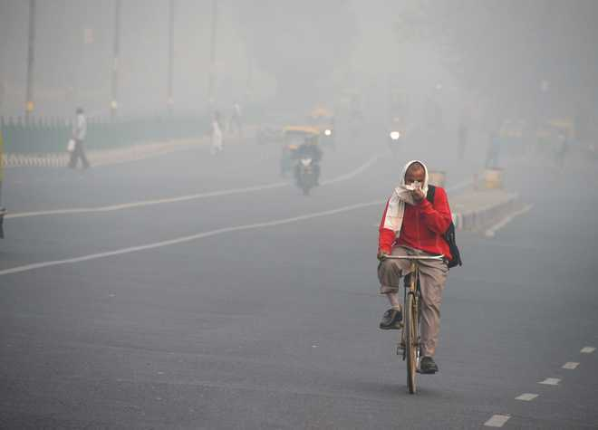Marginal improvement, but air quality in Delhi remains 'poor'