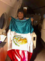 Bolivian ex-president Morales heads to Mexico for asylum