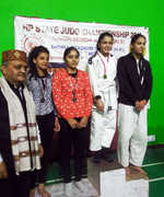 Nurpur girl bags gold in state judo championship