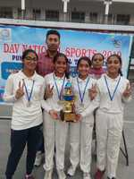 DAV girls help Jalandhar Zone finish runners-up in cricket c'ship