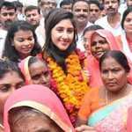 UP Cong MLA Aditi Singh to wed Punjab Cong MLA Angad Singh