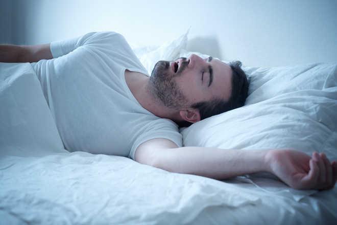 Sleep apnoea patients struggle to recall memories