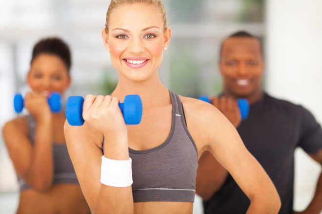 Exercising may improve your eating habits