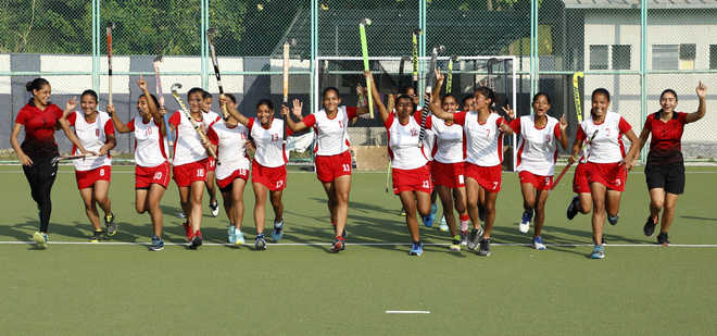 Patiala girls clinch title