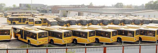 Long BRTS routes for short journeys