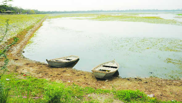 ...says no to demolition in Sukhna catchment