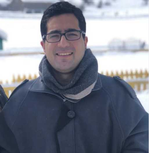Shah Faesal's resignation not yet accepted by govt