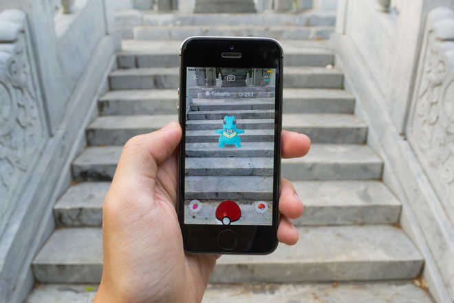 Pokemon GO can help boost physical activity
