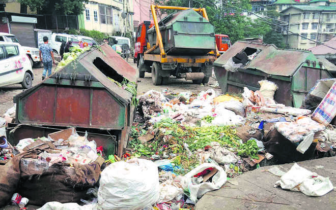 Are we really keen on making Himachal 'garbage-free'?