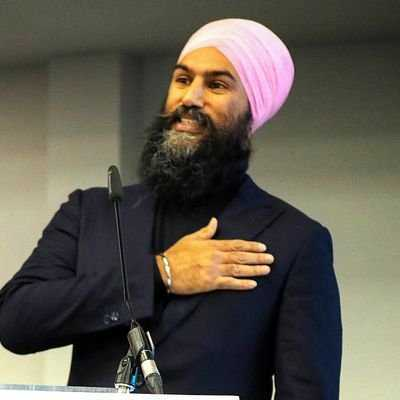 Bypoll: Canadian Sikh leader Jagmeet hits out at PM Trudeau over fraud case