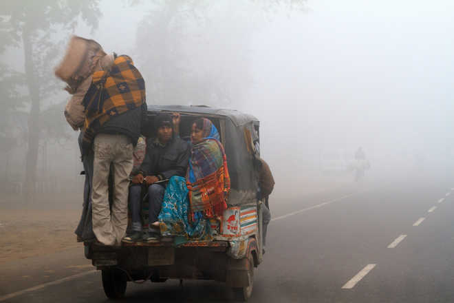 Minimum temperatures below normal in Punjab, Haryana