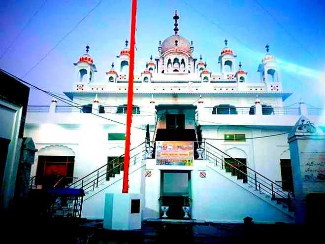 After 10-year renovation, Pak gurdwara opens for pilgrims