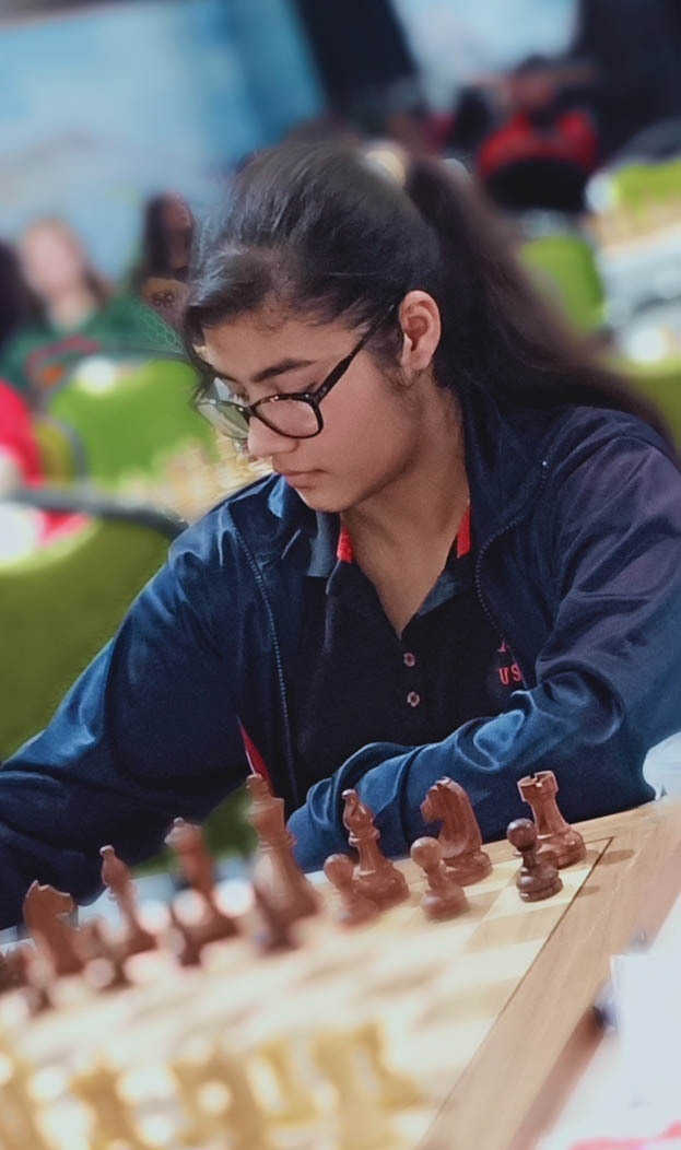Meenal eyes Bangkok chess championship