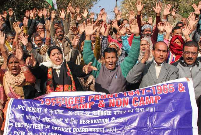 Demands unmet, PoK refugees threaten to contest against BJP