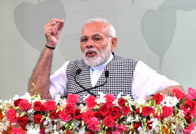 PM Modi to lay stones of 5 projects