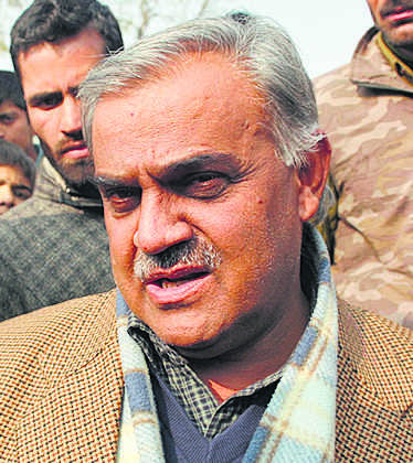 Former MLA Shafi resigns from PDP