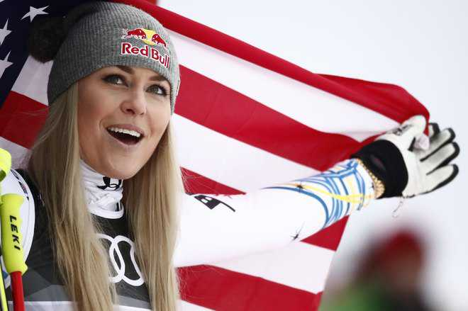 Vonn ends sparkling career with Worlds bronze