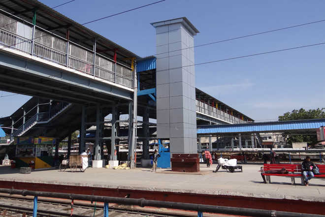 City railway station to get lifts