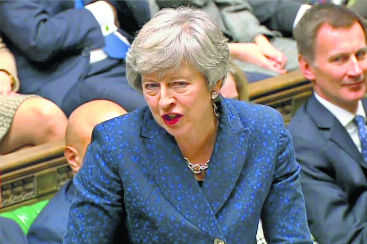 Brexit: May to ask MPs for more time