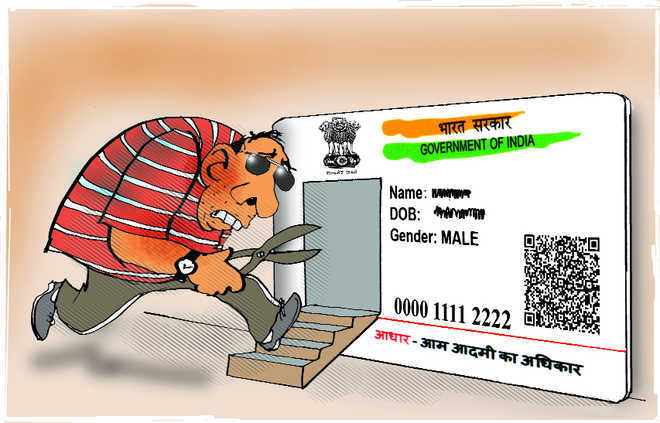 Bank 'mitra' held for Aadhaar data breach