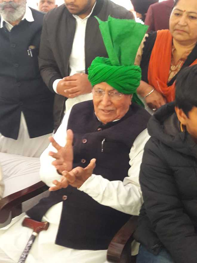 INLD open to alliance with BJP, says Om Prakash Chautala