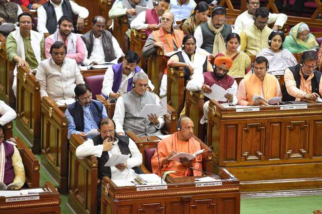 Hooch deaths: Uproar in UP Assembly; Oppn asks CM to quit